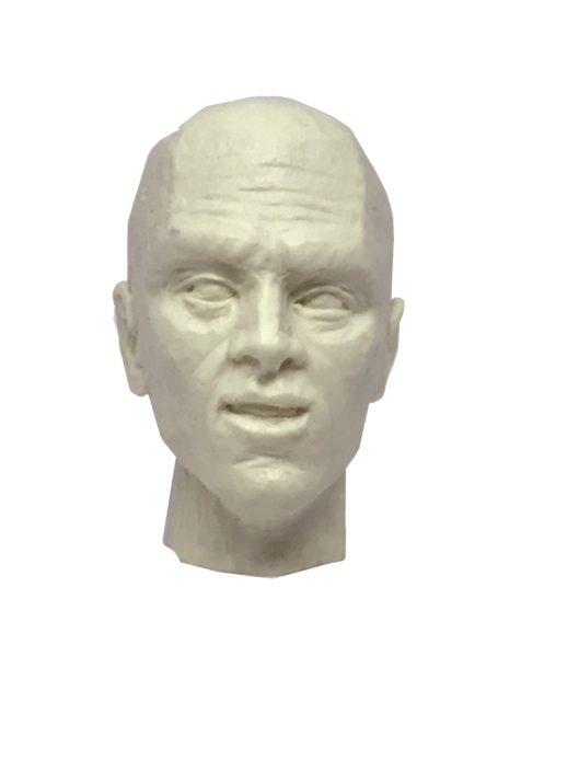 Deadpool prune face